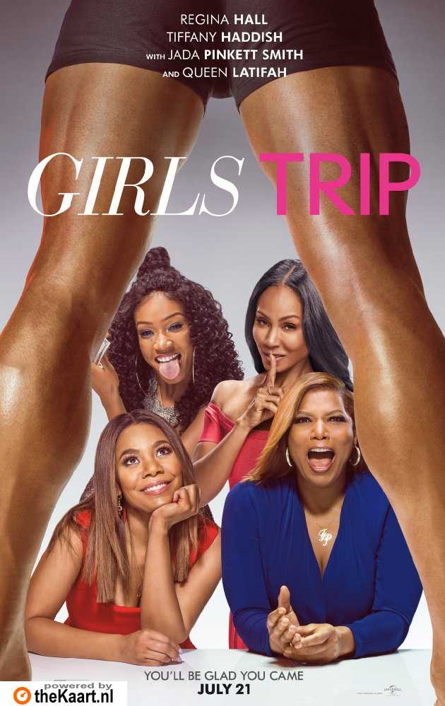 Girls Trip poster, © 2017 Universal Pictures International