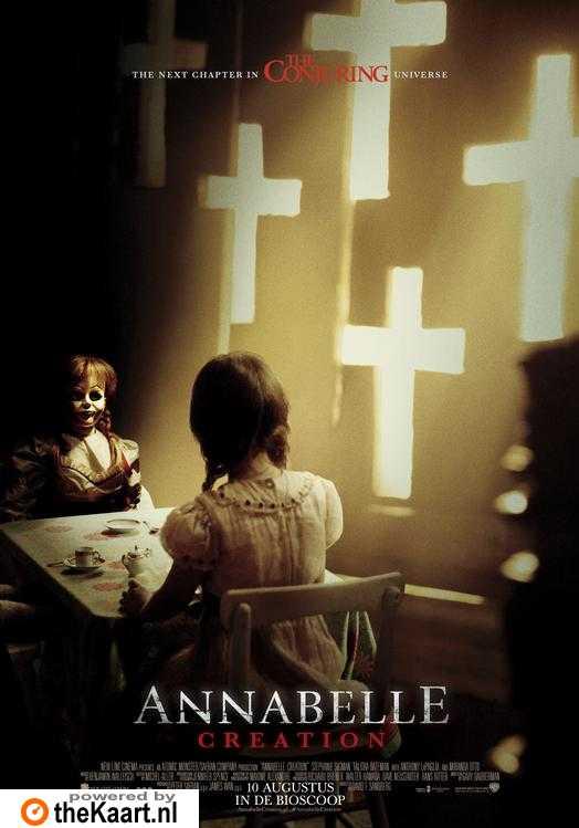 Annabelle 2 poster, © 2017 Warner Bros.