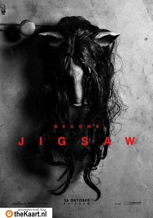 Jigsaw poster, © 2017 Independent Films