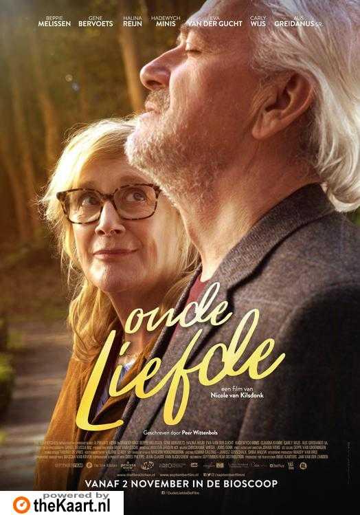 Oude Liefde poster, © 2017 September