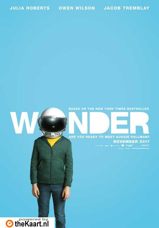 Wonder poster, © 2017 Independent Films