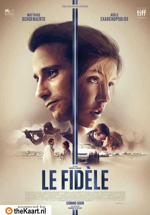 Le Fidèle poster, © 2017 Paradiso