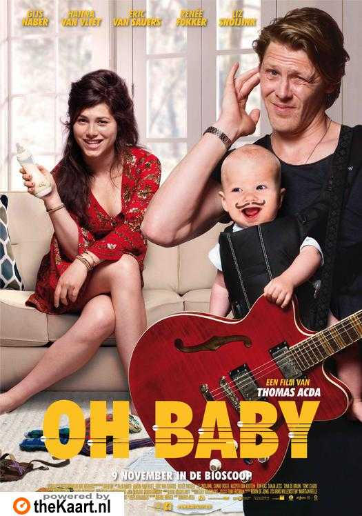 Oh Baby poster, © 2017 Entertainment One Benelux