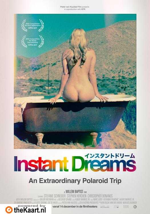 Instant Dreams poster, copyright in handen van productiestudio en/of distributeur
