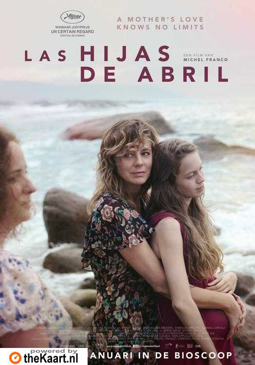 Las hijas de Abril poster, © 2017 September