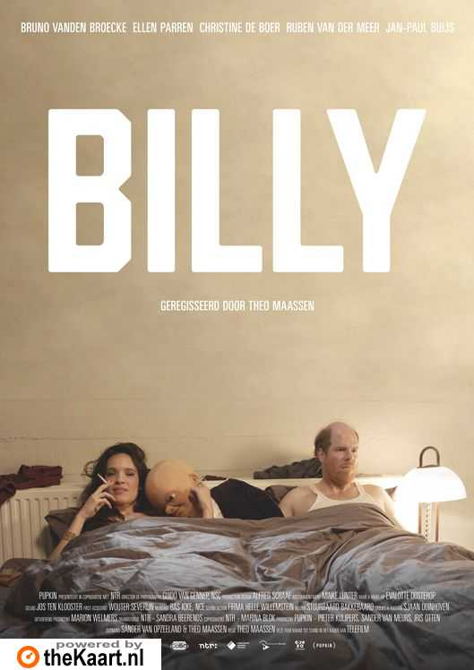 Billy poster, © 2018 Gusto Entertainment