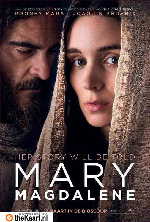 Mary Magdalene poster, © 2018 Universal Pictures International