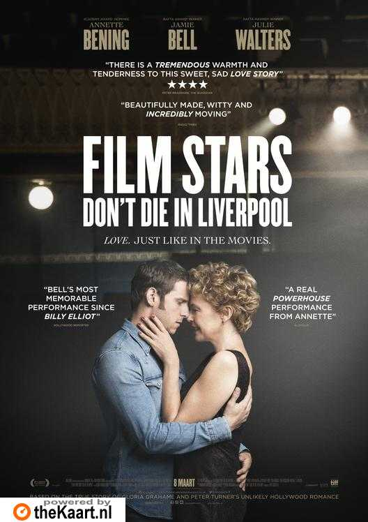 Film Stars Don't Die in Liverpool poster, © 2017 Splendid Film