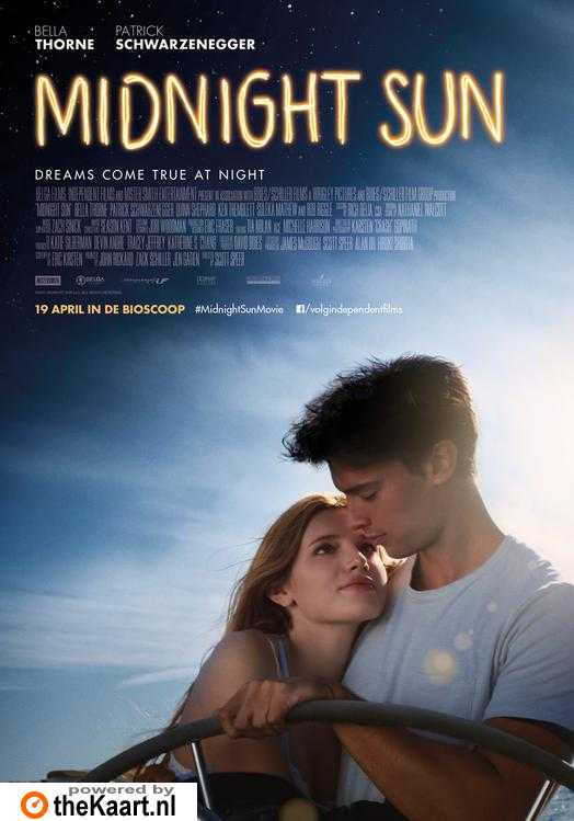 Midnight Sun poster, © 2018 Independent Films