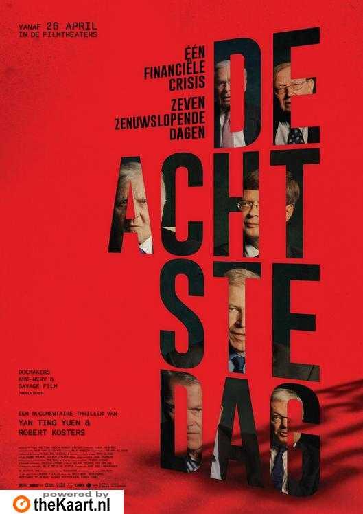 De achtste dag poster, © 2018 Cinema Delicatessen