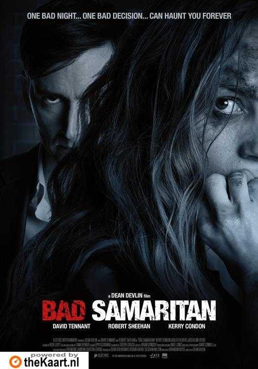 Bad Samaritan poster, © 2018 Dutch FilmWorks