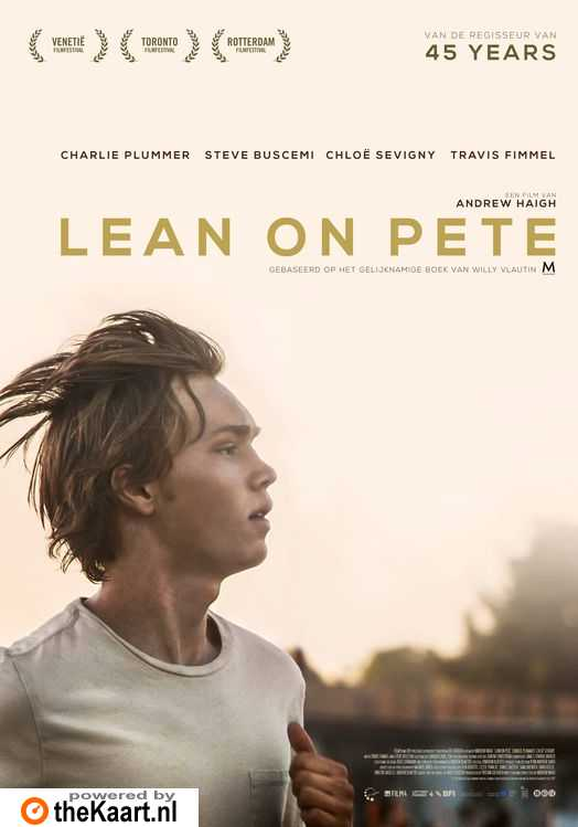 Lean on Pete poster, © 2017 Imagine