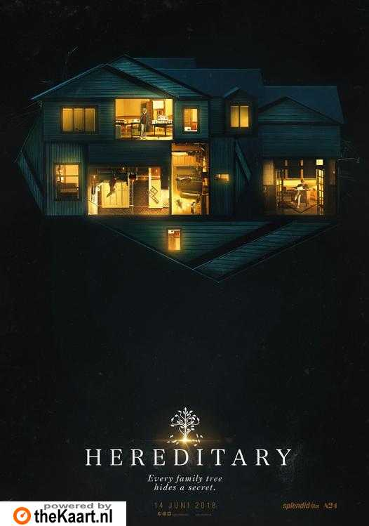 Hereditary poster, © 2018 Splendid Film