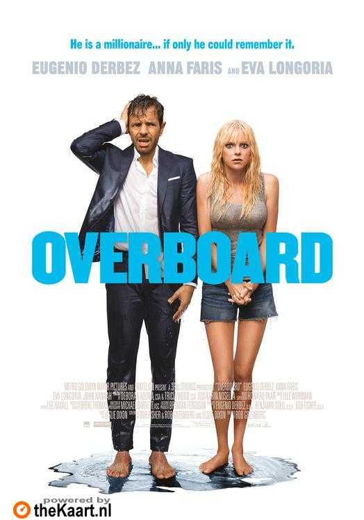 Overboard poster, © 2018 Dutch FilmWorks