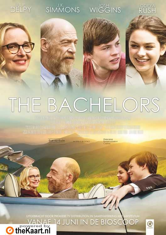 The Bachelors poster, © 2017 Amstelfilm