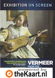 EOS: Vermeer poster, copyright in handen van productiestudio en/of distributeur