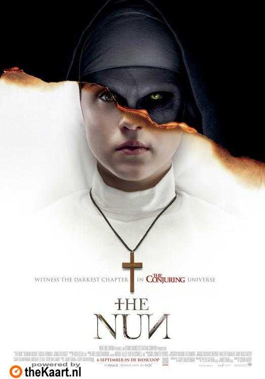 The Nun poster, © 2018 Warner Bros.