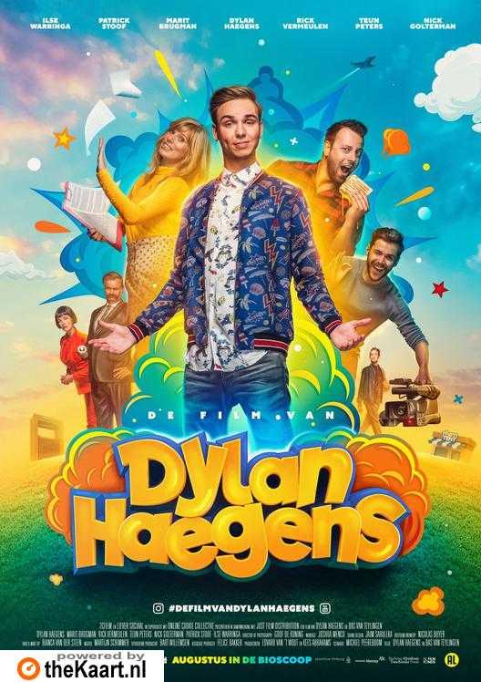 De film van Dylan Haegens poster, © 2018 Just Film Distribution