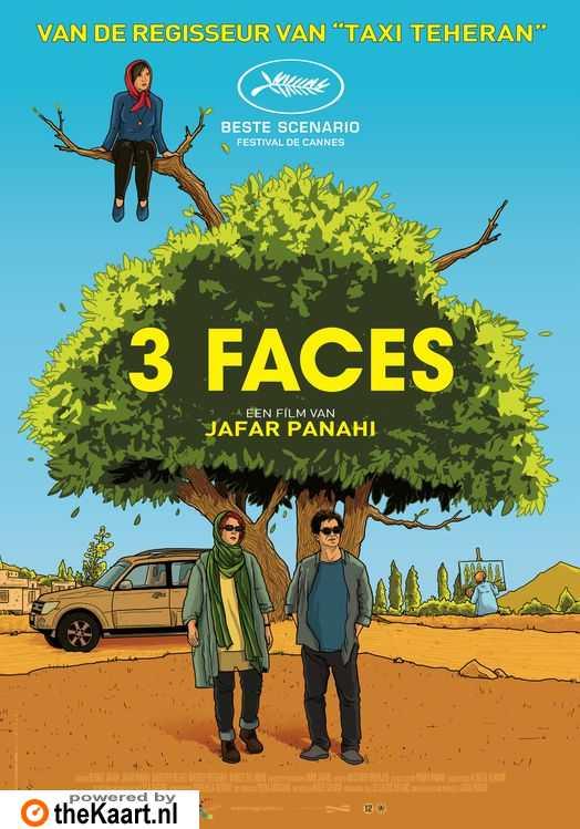Three Faces poster, © 2018 Imagine