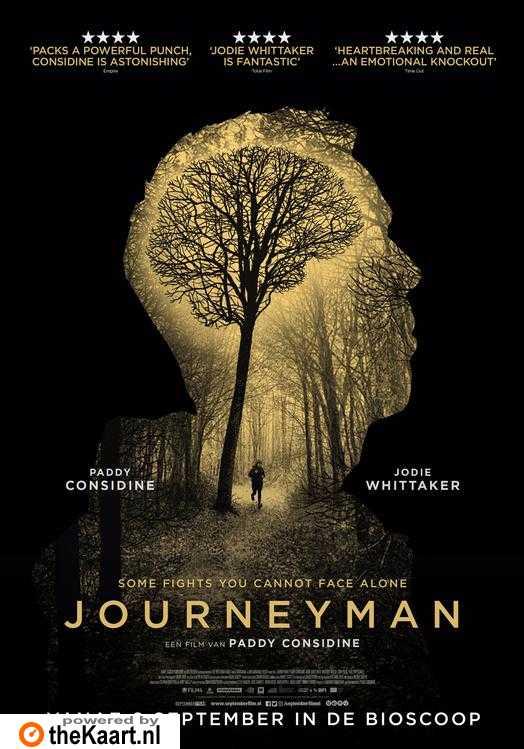 Journeyman poster, © 2007 September