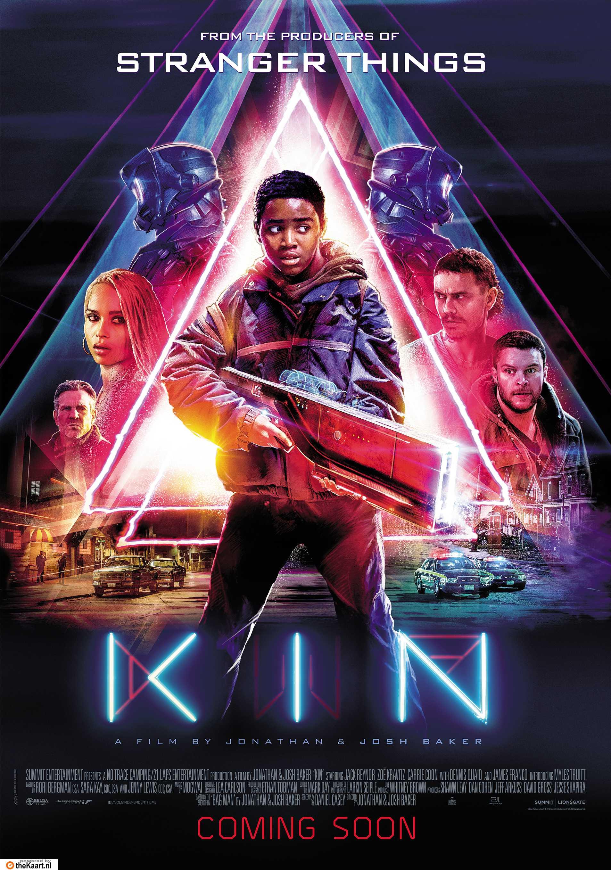 Kin poster, © 2018 Independent Films