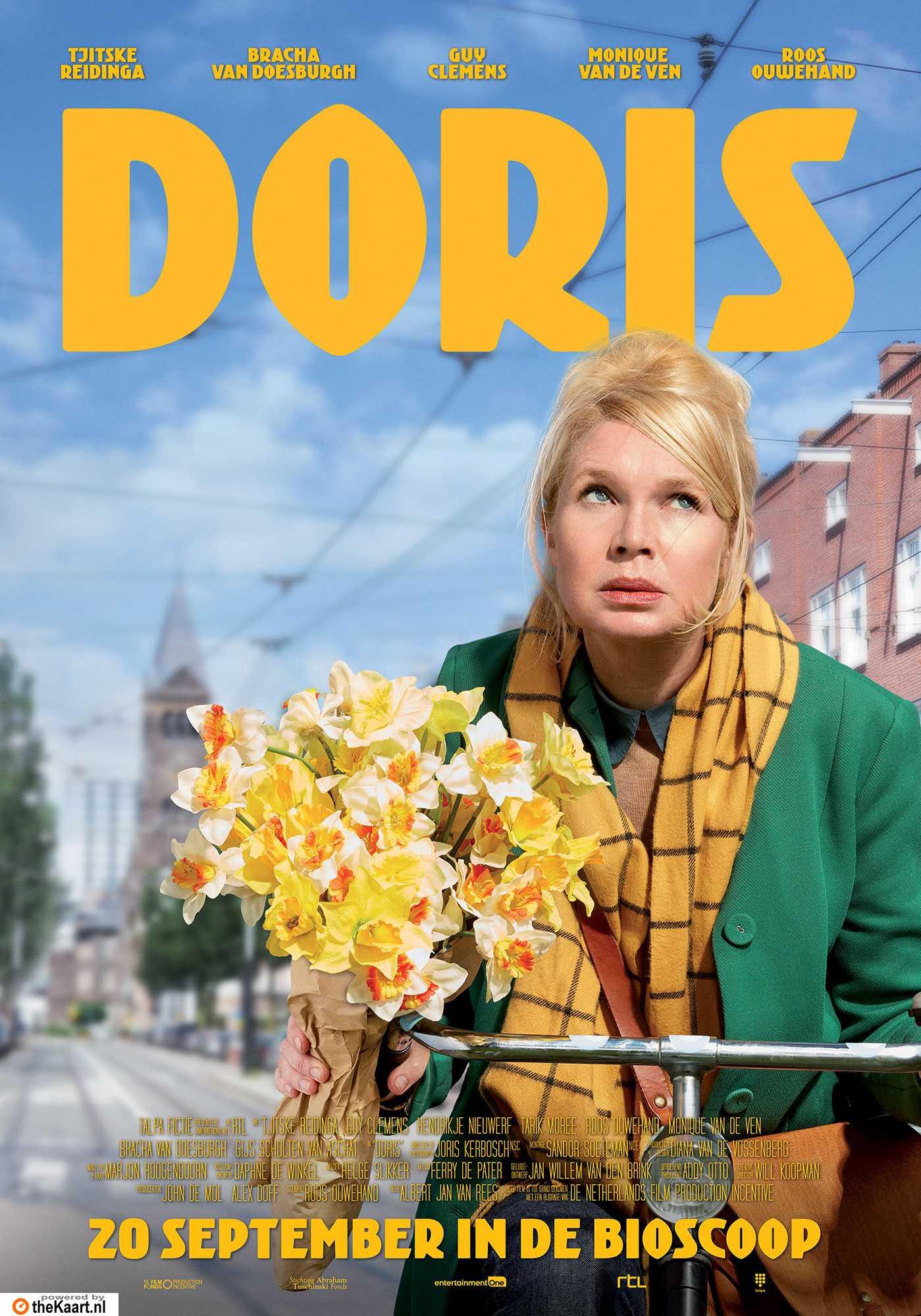 Doris poster, © 2018 Entertainment One Benelux