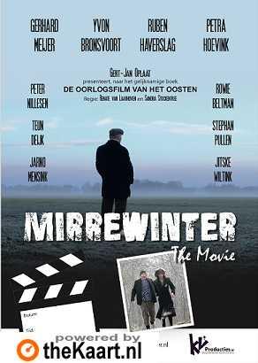 Mirrewinter – The Movie poster, copyright in handen van productiestudio en/of distributeur