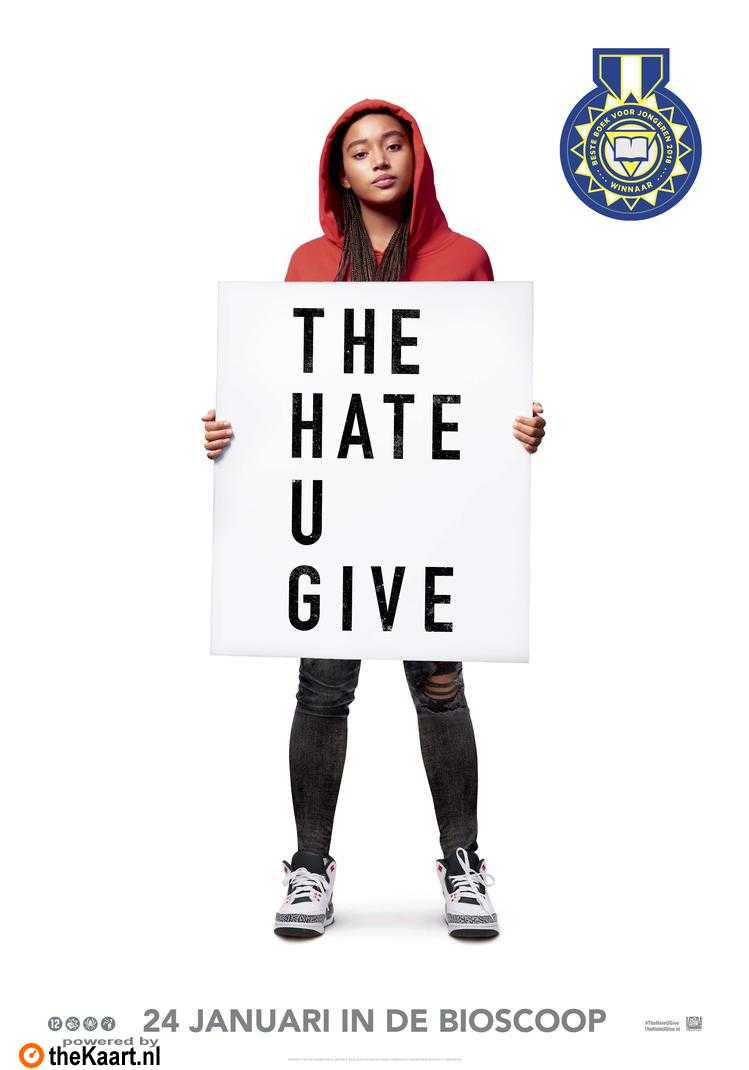 The Hate U Give poster, © 2018 20th Century Fox
