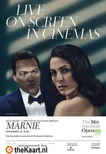 The Met: Marnie poster, copyright in handen van productiestudio en/of distributeur