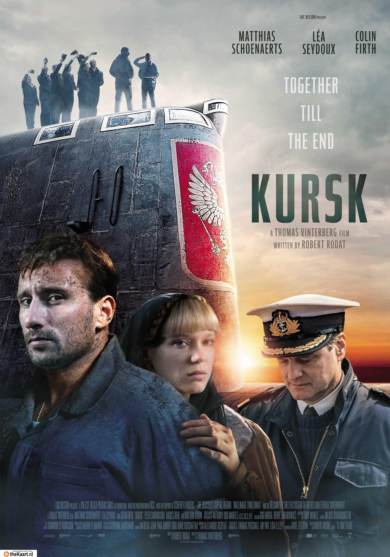 Kursk poster, © 2018 Independent Films