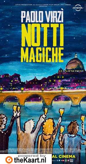 Notti magiche poster, © 2018 Imagine