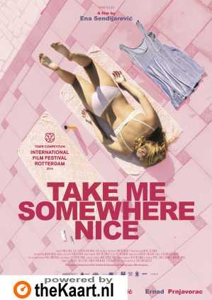 Take Me Somewhere Nice poster, © 2019 Gusto Entertainment