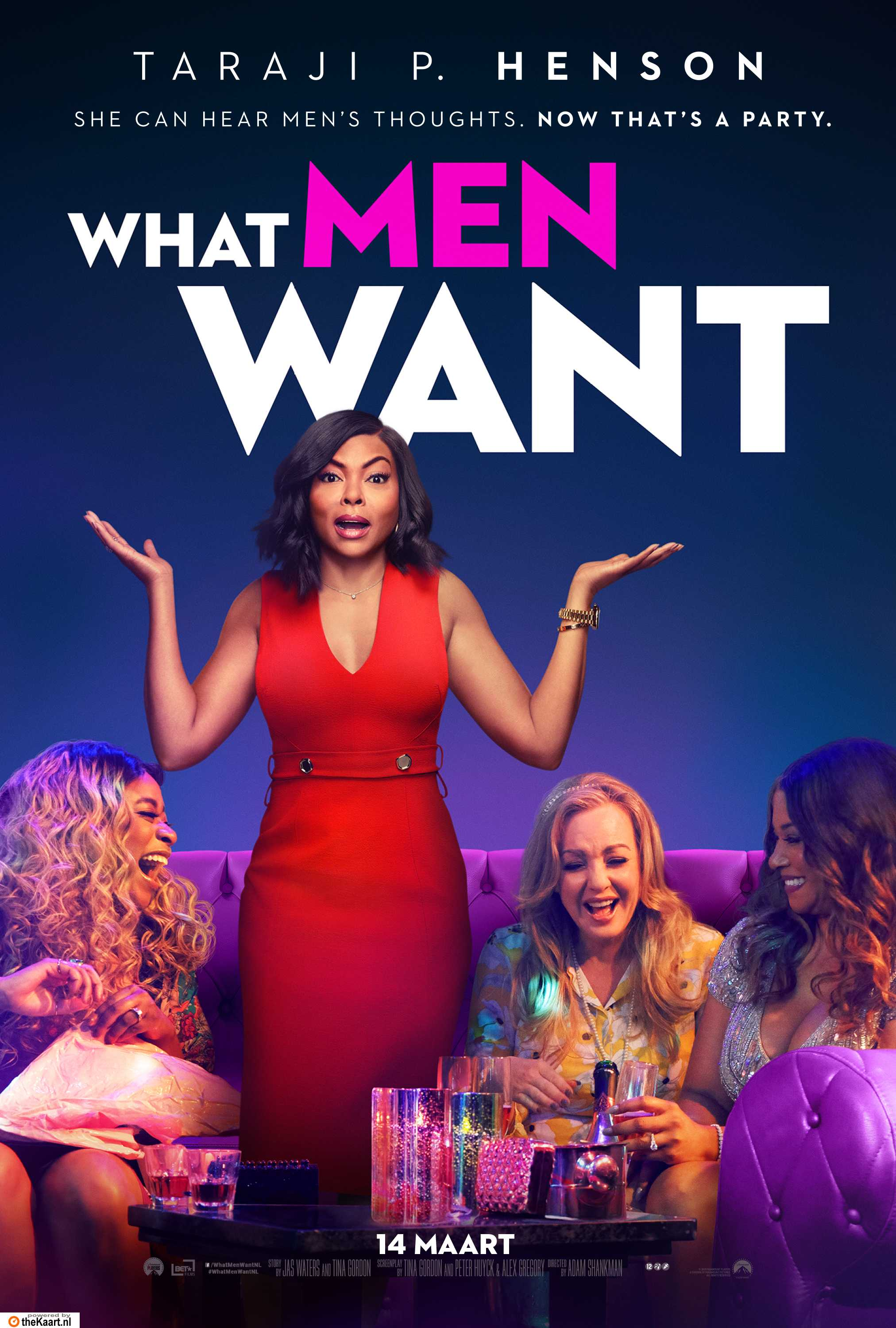 What Men Want poster, © 2019 Universal Pictures International