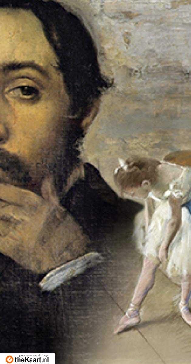 Degas: Passion for Perfection poster, copyright in handen van productiestudio en/of distributeur