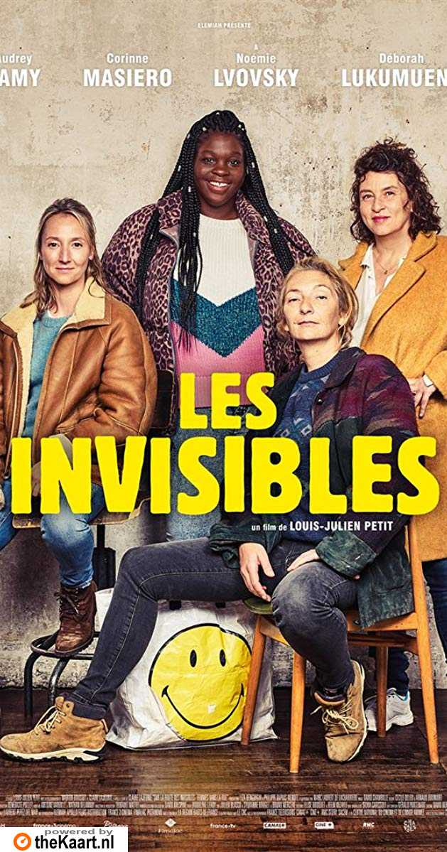 Les Invisibles poster, © 2018 The Searchers