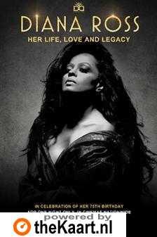 Diana Ross: Her Life, Love and Legacy poster, copyright in handen van productiestudio en/of distributeur