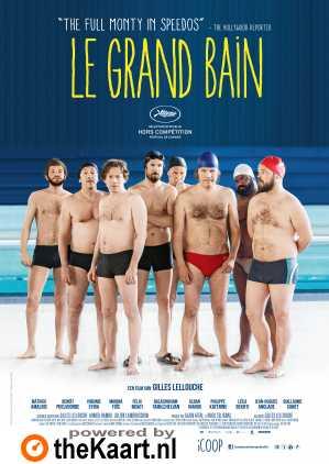 Le Grand Bain poster, © 2018 Cherry Pickers