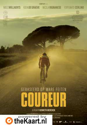 Coureur poster, © 2018 Paradiso