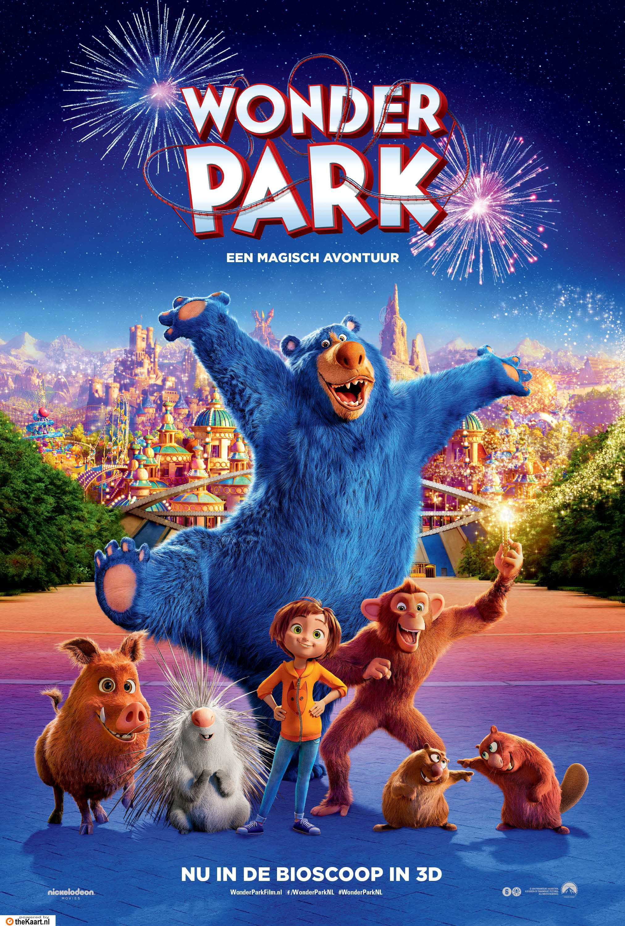 Wonder Park poster, © 2019 Universal Pictures International