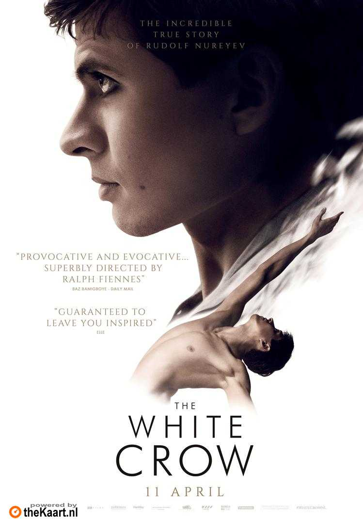 The White Crow poster, © 2018 Universal Pictures International