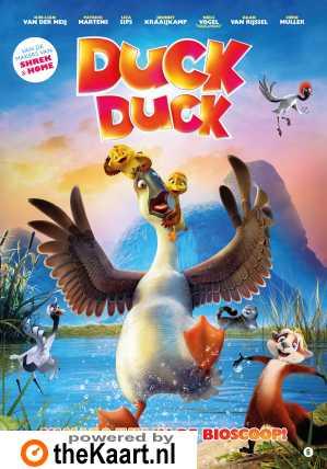 Duck Duck Goose poster, © 2018 Just Film Distribution