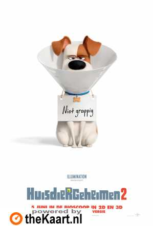 The Secret Life of Pets 2 poster, © 2019 Universal Pictures International