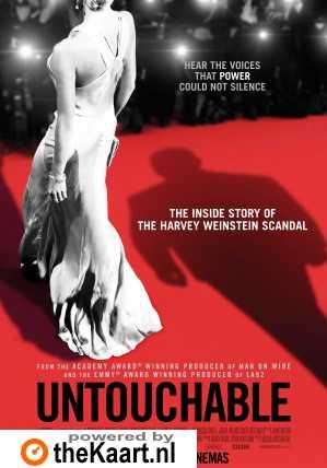 Untouchable poster, © 2019 Paradiso