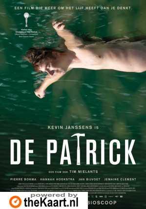 De Patrick poster, copyright in handen van productiestudio en/of distributeur