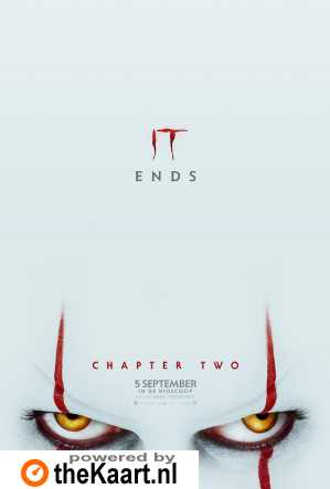 It Chapter Two poster, © 2019 Warner Bros.