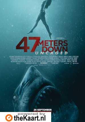 47 Meters Down: Uncaged poster, © 2019 Splendid Film