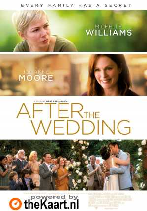 After the Wedding poster, © 2019 Dutch FilmWorks