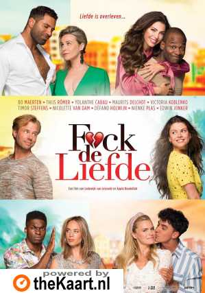 F*ck de liefde poster, © 2019 Just Film Distribution
