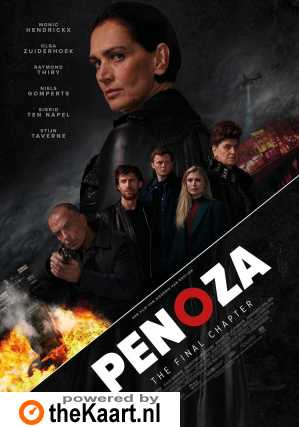 Penoza: The Final Chapter poster, © 2019 Dutch FilmWorks