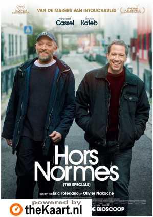 Hors normes (The Specials) poster, © 2019 Cinéart